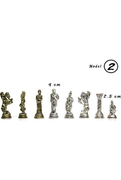 Mory Concept Satranç Takımı Tabla 20 cm