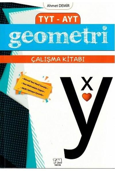 TM Yayınları Geometri Çalışma Kitabı