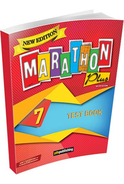 YDS Publishing 7.Sınıf Marathon Plus Test Book
