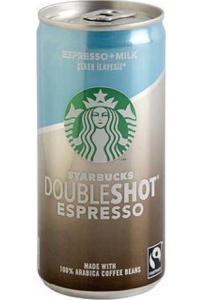 Starbuck s Doubleshot Şekersiz 200 ml