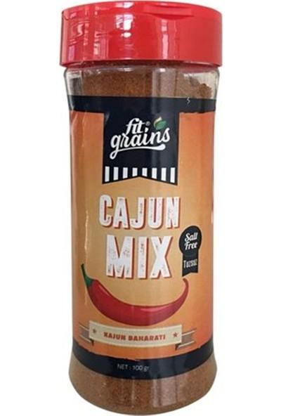 Fit grains Cajun Mix Tuzsuz 100 gr