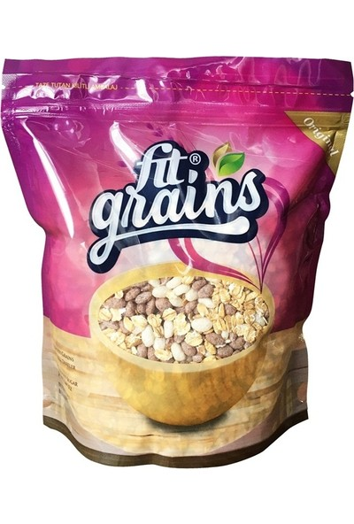 Fit grains Yulaf All Mix 400 gr