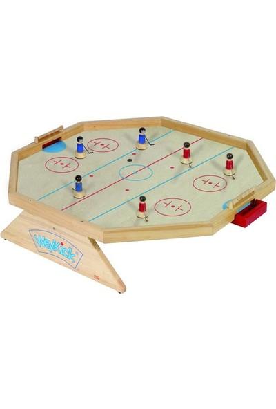 WeyKick 2-6 Oyunculu Buz Hokey Oyunu