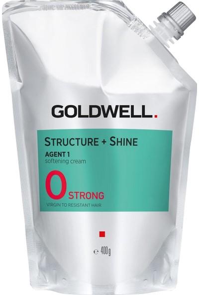 Goldwell Doğal Ve Dirençli Saçlar İçin Kalıcı Düzleştirici Losyon 400 gr