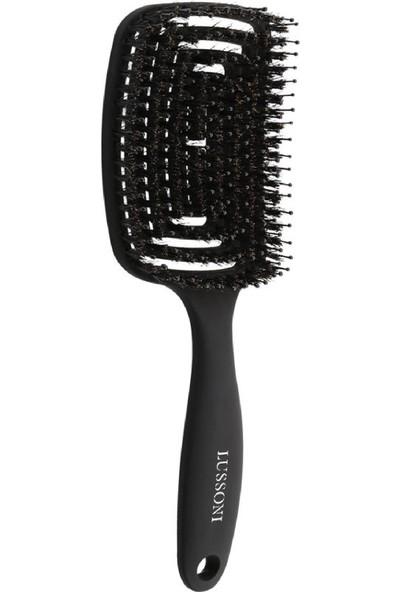 Lussoni Labyrinth Large Natural Hair Brush