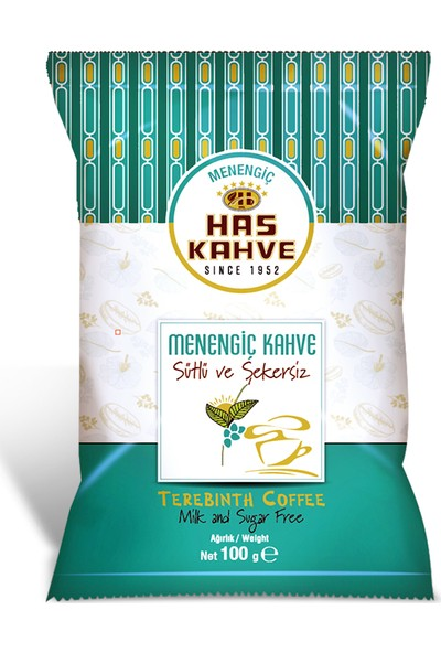 Has Kahve Kahve Sepeti 3 x 100 gr (Sütlü Menengiç - Has Kahve - Çikolatalı)