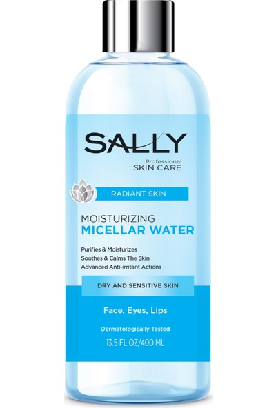 Sally Mineral Su Mousturizing 400 ml