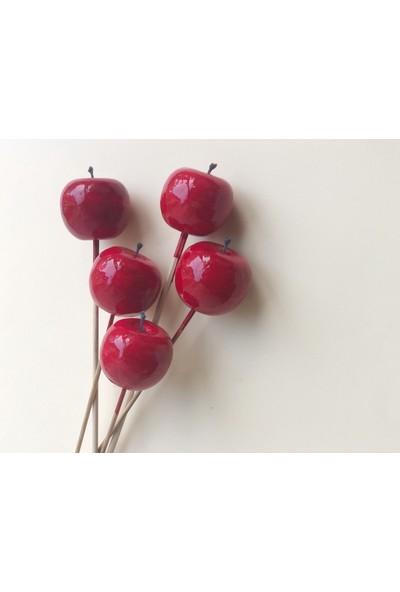 Hens Yılbaşı Elma Şekeri Pike 32 cm