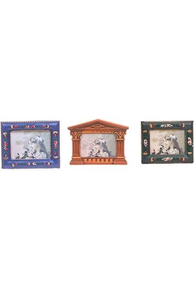 Wholesale Klasik Dekoratif 3'lü Fotoğraf Çerçevesi