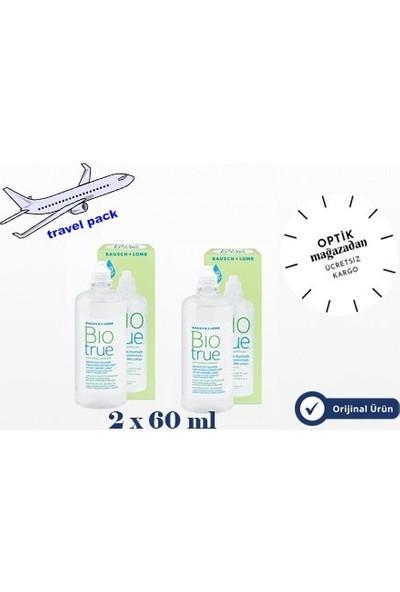 Bio True 60 ml Seyehat Paketi 2 Kutu