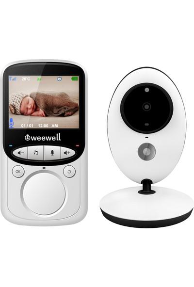 Weewell WMV815 Dijital Bebek İzleme Cihazı
