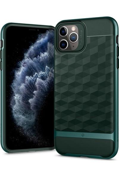 Caseology iPhone 11 Pro Max Kılıf Parallax Midnight Green - ACS00399