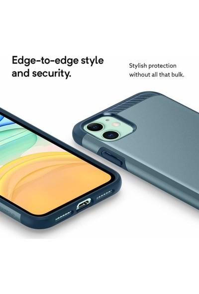 Caseology iPhone 11 Kılıf Legion Aqua Green - ACS00302