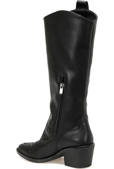 Butigo 19K-159 Siyah Kadın Çizme