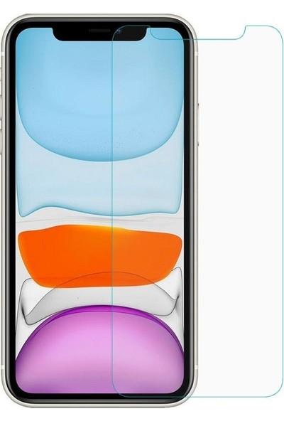 Engo Apple iPhone 11 Ekran Koruyucu Cam 2.5d 9h Temperli Şeffaf Ekran Koruyucu