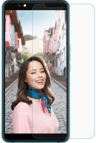 Engo Vestel Venüs Z20 Ekran Koruyucu Cam 2.5d 9h Temperli Şeffaf Ekran Koruyucu