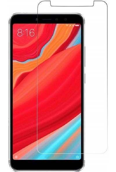 Engo Xiaomi Redmi S2 Ekran Koruyucu Cam 2.5d 9h Temperli Şeffaf Ekran Koruyucu
