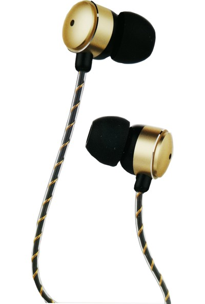 Yinwoxing Mikrofonlu Kulakiçi Kulaklık