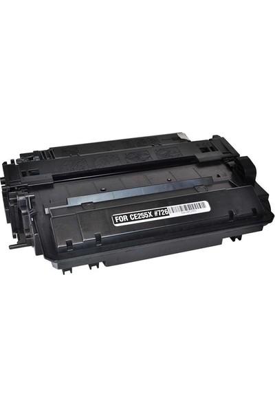 CMK Toner HP 55X-CE255X Muadil Toner Siyah Yüksek Kapasiteli