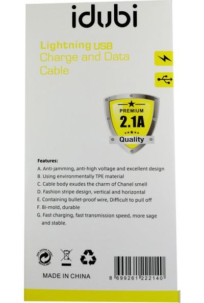 Idubi Type-C Data ve Şarj Kablo 2.1A