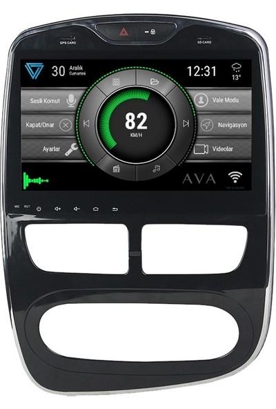 Ava Araba Akıllandırma Sistemi Renault Clio 4 (2013-2018)