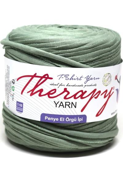 Therapy Yarn Penye Ip Yeşil