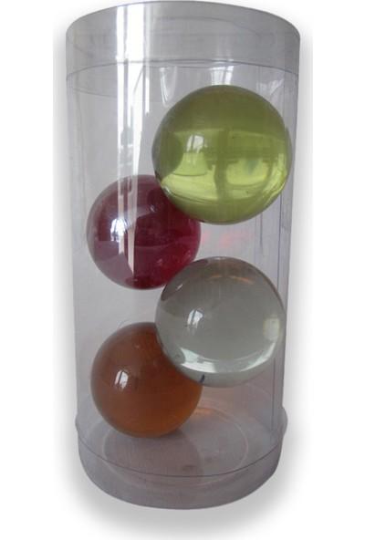 Rader Dekor Bilye Set,kırmızı-Sarı 5090 Kb