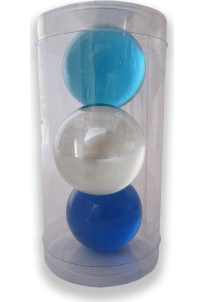 Rader Dekor Bilye Set,büyük Mavi Ton 5090 Ma