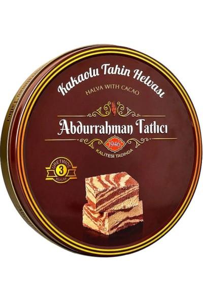 Abdurrahman Tatlıcı Kakaolu Tahinli Helva 850 gr