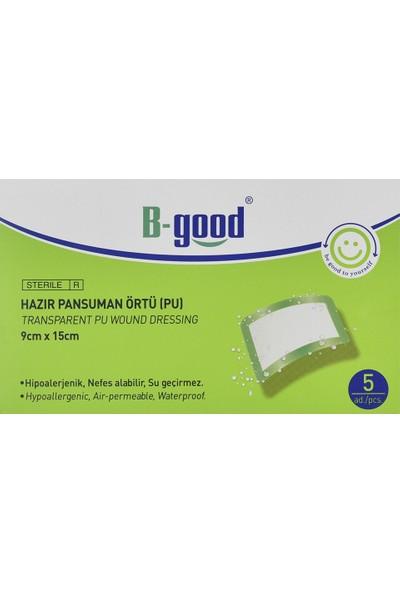 B-Good Hazır Pansuman Bandı 9 x 15 cm
