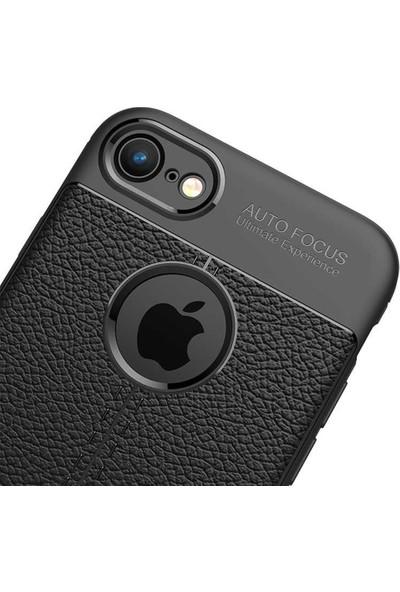 Livadi iPhone 7 Kılıf Niss Silikon Yeni Nesil Tam Koruma Kılıf - Lacivert