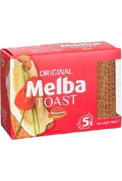 Van Der Meulen Melba Toast Orıgınal Dikdörtgen 100 gr