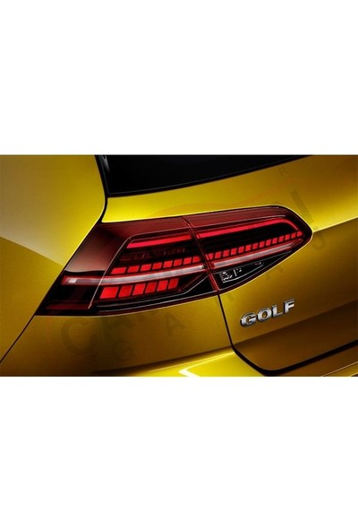BTG Volkswagen Golf 7,5 Dizayn Kayar LED Stop (2013-2016)
