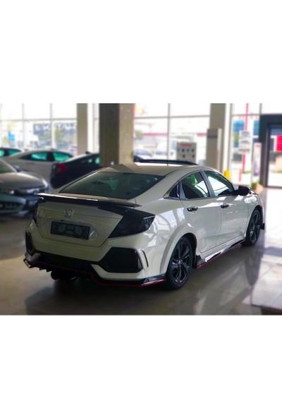 BTG Honda Civic Fc5 Typer Dodik