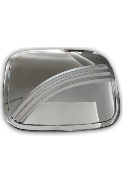 BTG Toyota Hilux Nikelaj Depo Kapağı Kaplama