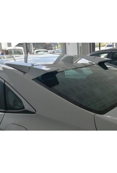 BTG Honda Civic Fc5 Type-R Cam Üstü Spoiler