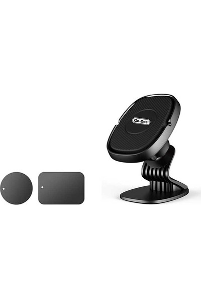 Go-Des GD-HD666 Manyetik Araç Içi Telefon Tutucu