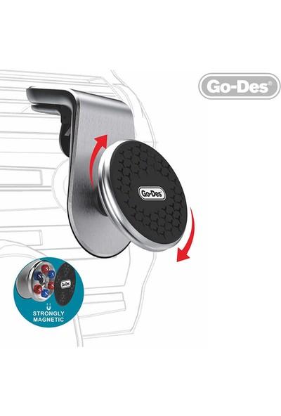 Go-Des GD-HD676 Manyetik Araç Içi Telefon Tutucu