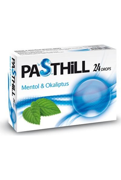 Ledapharma Pasthill Mentol & Okaliptus 24 Drops
