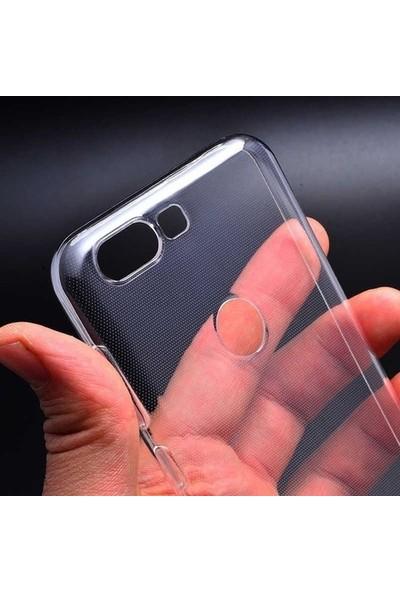 Ehr. Huawei Honor 20 Ultra İnce Soft Şeffaf TPU Silikon Kılıf Şeffaf