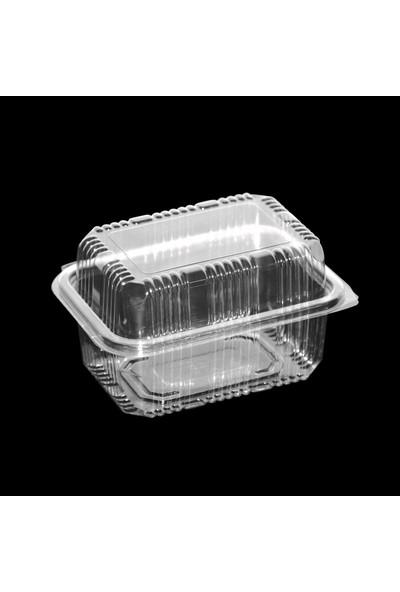 Ambalaj Gross Sızdırmaz Peynir Kabı Paket 100'lü