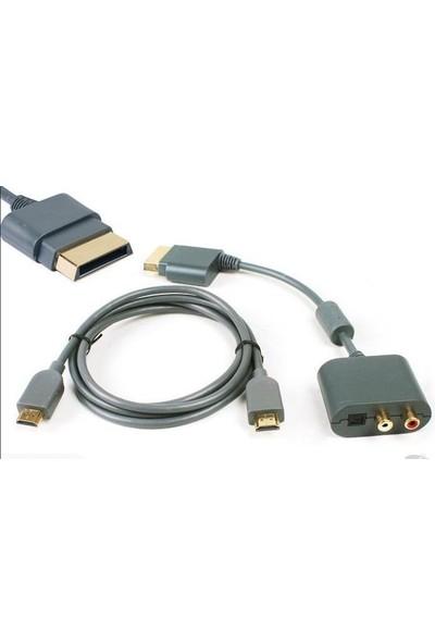 Tasco Ksp Xbox 360 HDMI AV Kablo