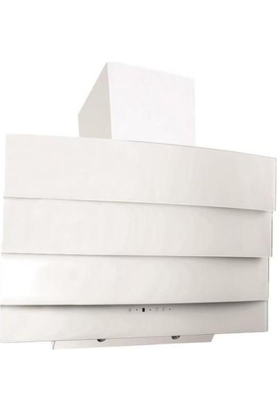 Ferre B Fmk 600 Beyaz Duvar Tipi Davlumbaz