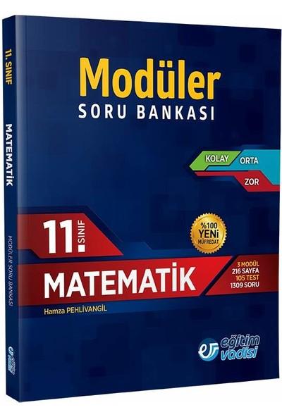 Eğitim Vadisi Yayınları 11.Sınıf Matematik Modüler Soru Bankası