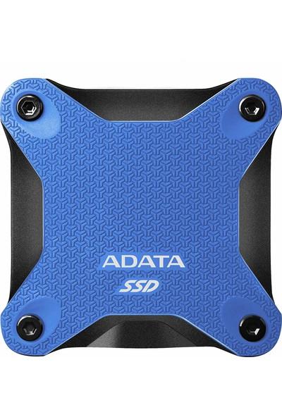 Adata SD600Q 240GB 440MB-430MB/s USB 3.1 Taşınabilir SSD ASD600Q-240GU31CBL