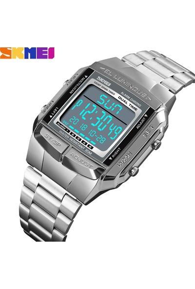 Gob2c Skmeı 1381 Dijital Erkek Kol Saati