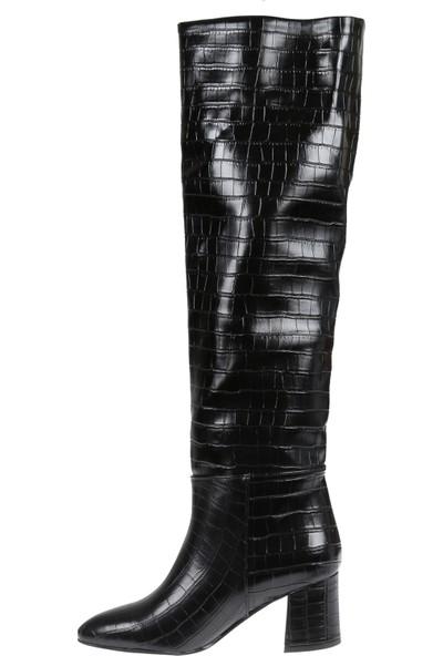 Shalin Kadın Çizme 10300 Siyah