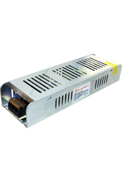 KUANTUM 12 V 240 W 20 A LED Trafosu Güç Kaynağı