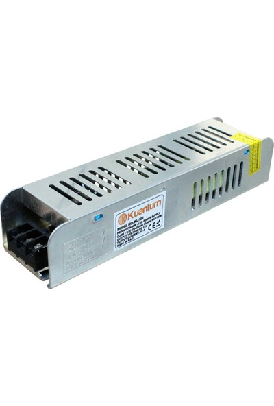 KUANTUM 12 V 120 W 10 A LED Trafosu Güç Kaynağı