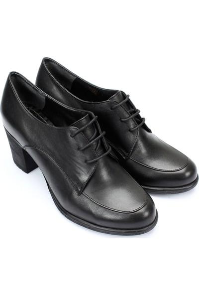 Gön Hakiki Deri Kadın Ayakkabı 24071